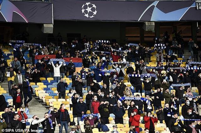 Morata lập cú đúp, Juventus giành chiến thắng trên sân của Dynamo Kiev - 1