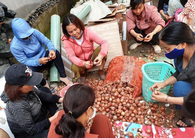 Gói 10.000 chiếc bánh chưng, bánh tét hỗ trợ đồng bào miền Trung - 2