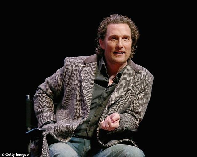 Tiết lộ bi hài của tài tử Matthew McConaughey về sự ra đi của cha - 5
