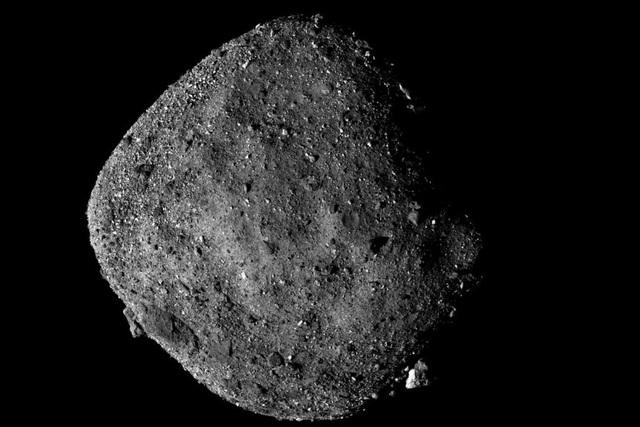 Tàu vũ trụ của NASA đã đổ bộ xuống tiểu hành tinh Bennu - 2
