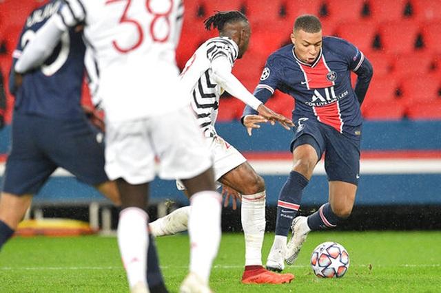 De Gea xuất sắc nhất trong trận Man Utd thắng PSG - 3