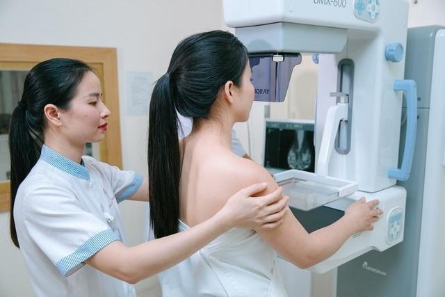 Khám, tầm soát miễn phí ung thư vú cho 1.000 phụ nữ - 1