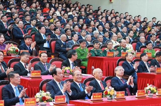 Xây dựng Ninh Bình sớm trở thành tỉnh khá khu vực đồng bằng sông Hồng - 1