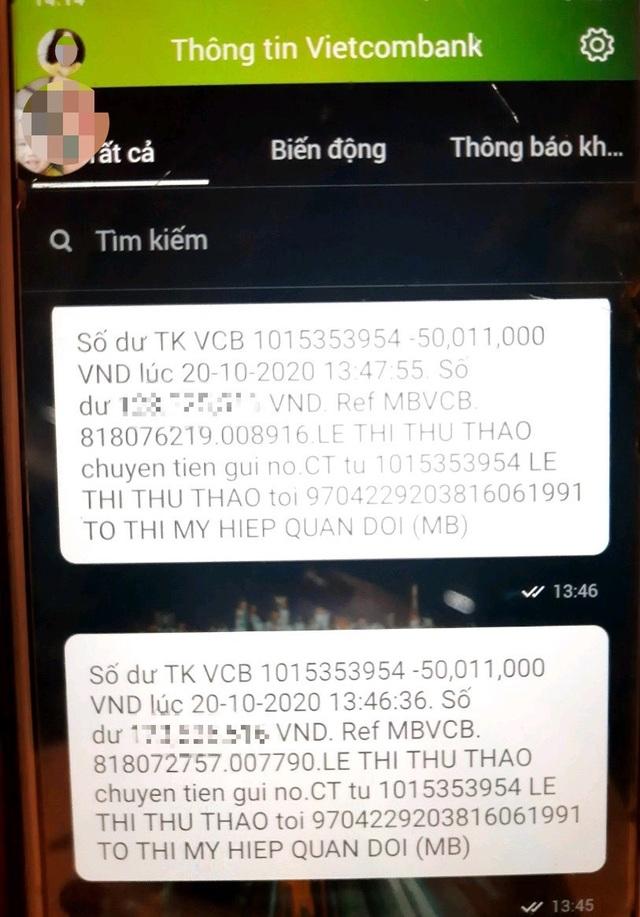 """""""Góa phụ Rào Trăng 3"""" bị đối tượng xấu chiếm đoạt 100 triệu đồng - 1"""