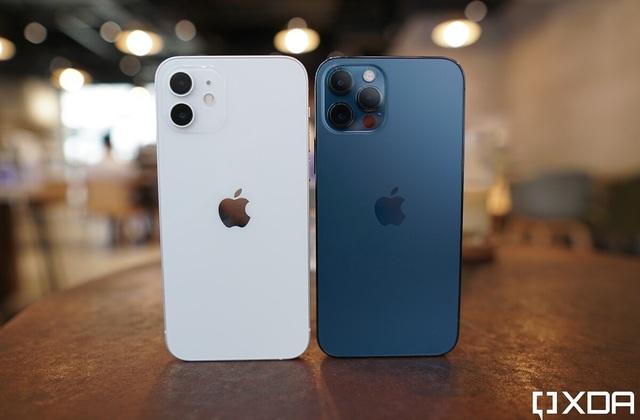 Cận cảnh iPhone 12 và 12 Pro: Thiết kế kết hợp giữa iPhone 11 và iPhone 5 - 1