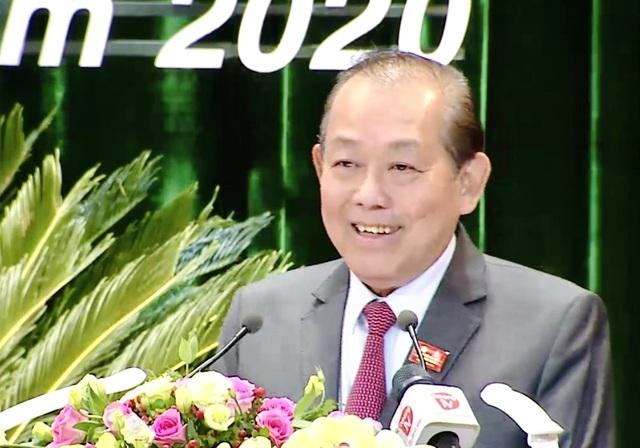 Đà Nẵng: Không để những sai phạm trong quá khứ làm giảm sức chiến đấu - 1