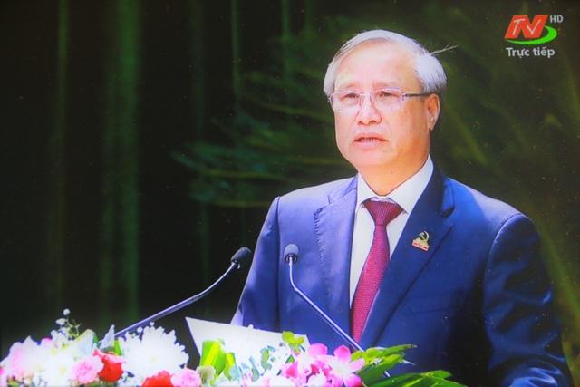 Xây dựng Ninh Bình sớm trở thành tỉnh khá khu vực đồng bằng sông Hồng - 2