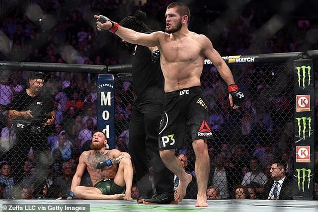 Thất bại trước Khabib, Gã điên McGregor vẫn không tâm phục khẩu phục - 4