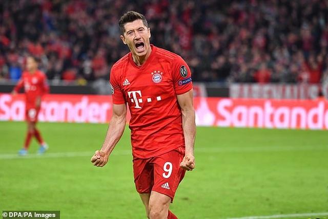 Bayern Munich - Atletico: Lewandowski đọ tài cùng Luis Suarez - 3