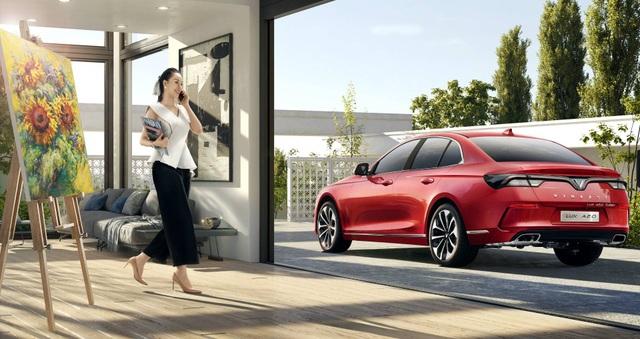 Chỉ còn 200 xe VinFast Lux được ưu đãi đặc biệt trong tháng 10 - 1