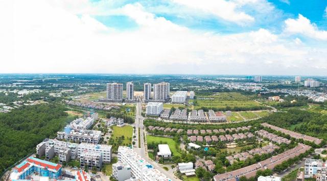 Mizuki Park vươn tầm khu đô thị đẳng cấp - 1