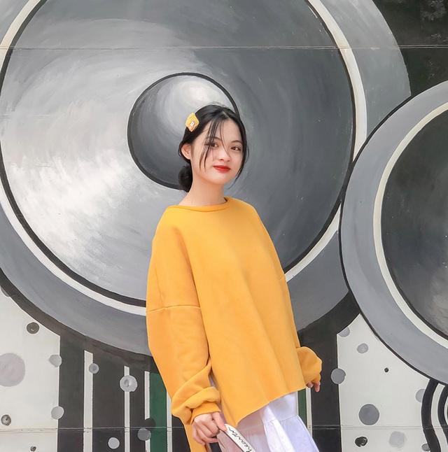 Nữ thần đồng phục mới nổi ở Bắc Giang - 6