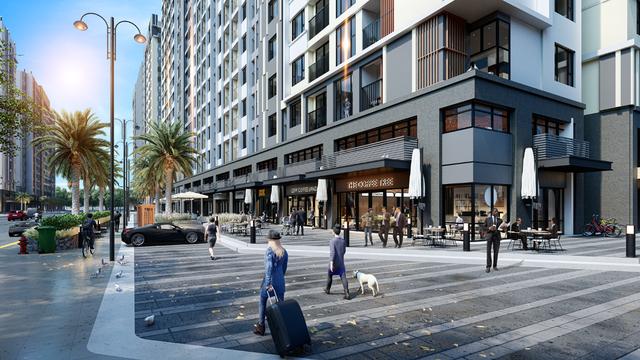 Căn hộ resort Picity High Park thỏa mãn 3 yếu tố: cận thị, cận giang, cận lộ - 1