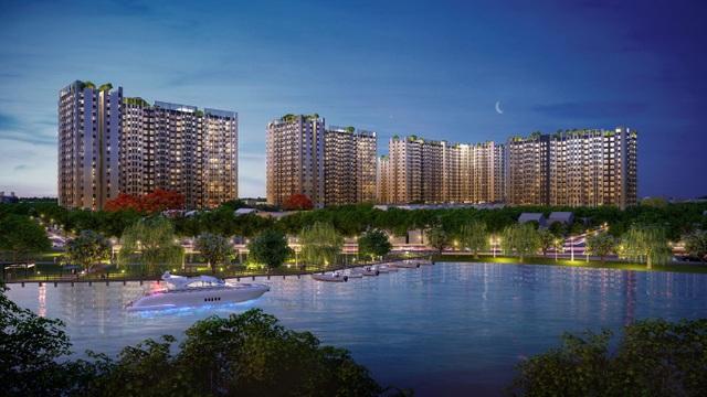 Căn hộ resort Picity High Park thỏa mãn 3 yếu tố: cận thị, cận giang, cận lộ - 2