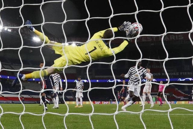 De Gea xuất sắc nhất trong trận Man Utd thắng PSG - 1