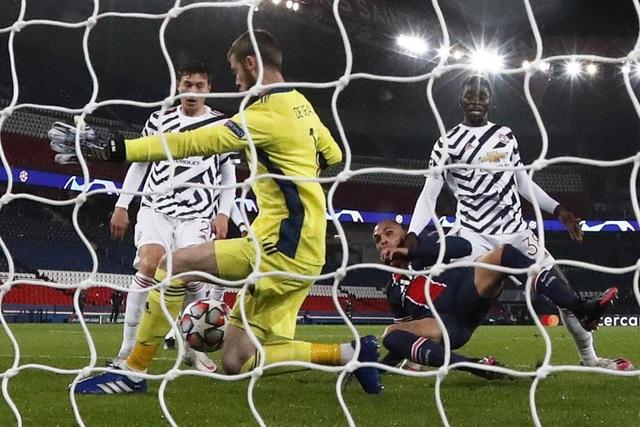 De Gea xuất sắc nhất trong trận Man Utd thắng PSG - 2