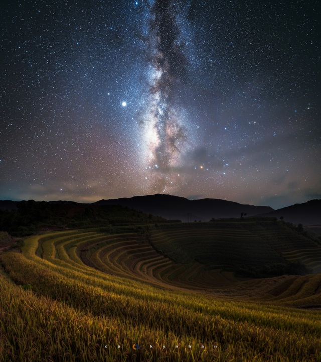 Marvel at the beautiful movie galaxy in Mu Cang Chai - 6
