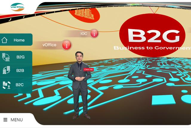 Trải nghiệm gian hàng 3D của Việt Nam tại ITU Digital World 2020 - 5