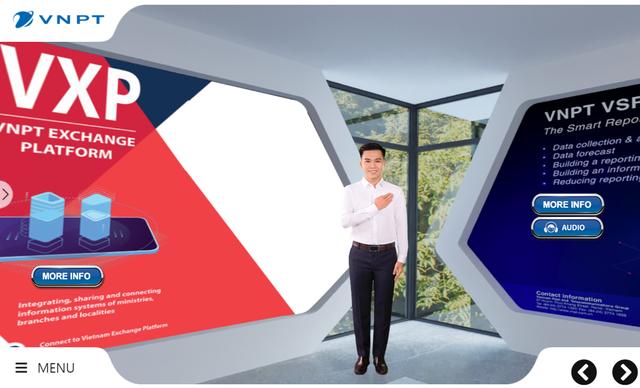 Trải nghiệm gian hàng 3D của Việt Nam tại ITU Digital World 2020 - 4