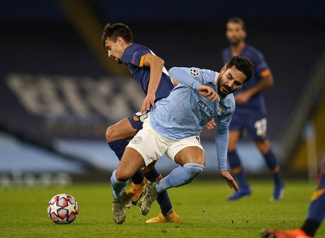 Man City ngược dòng đánh bại Porto tại Etihad - 1