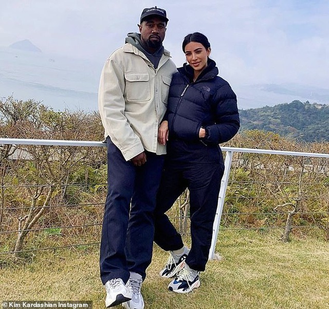 Lần hiếm hoi Kanye West bày tỏ tình cảm với Kim Kardashian trên mạng - 2