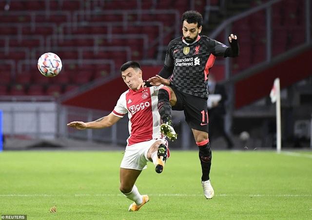 Thiếu vắng Van Dijk, Liverpool nhọc nhằn vượt ải Ajax - 3