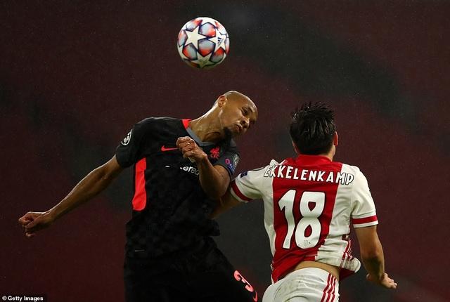 Thiếu vắng Van Dijk, Liverpool nhọc nhằn vượt ải Ajax - 5