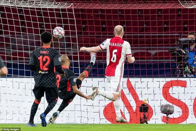 Thiếu vắng Van Dijk, Liverpool nhọc nhằn vượt ải Ajax - 4
