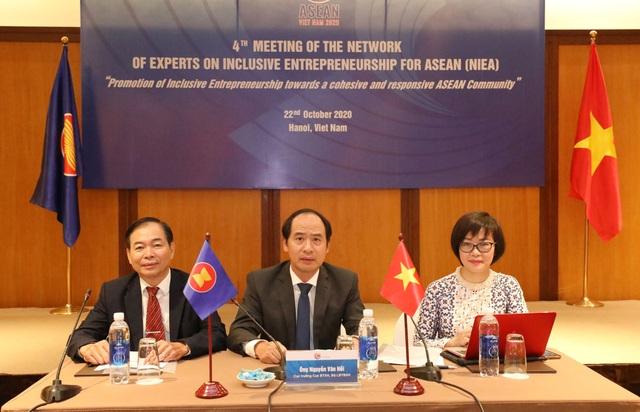 Thúc đẩy doanh nghiệp hòa nhập cho người khuyết tật trong ASEAN - 1