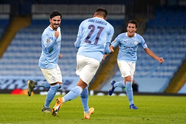 Man City ngược dòng đánh bại Porto tại Etihad - 5