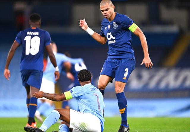 Man City ngược dòng đánh bại Porto tại Etihad - 3