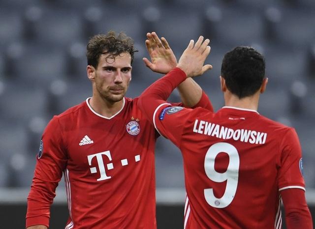 Những khoảnh khắc Bayern Munich gieo sầu cho Atletico tại nước Đức - 5