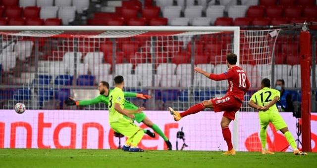 Những khoảnh khắc Bayern Munich gieo sầu cho Atletico tại nước Đức - 4