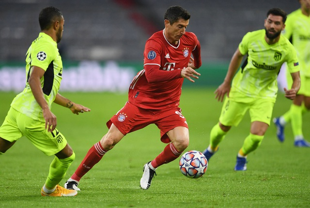 Những khoảnh khắc Bayern Munich gieo sầu cho Atletico tại nước Đức - 1