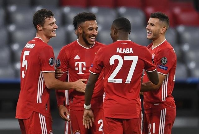 Những khoảnh khắc Bayern Munich gieo sầu cho Atletico tại nước Đức - 9