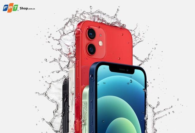 Nhận ưu đãi đến 6 triệu đồng khi đặt trước iPhone 12 Series tại FPT Shop - 2