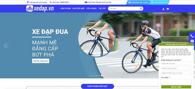 Gia nhập ngành bán lẻ, Xedap.vn đầu tư vào hệ thống vận hành và thương hiệu - 5