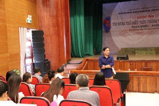 Tìm kiếm Tài năng trẻ Diễn viên Tuồng và Dân ca kịch toàn quốc - 1