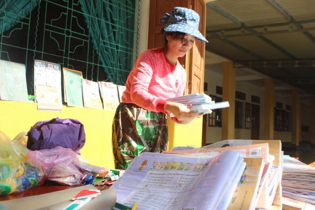 Hà Tĩnh: Hơn 14.000 học sinh phải nghỉ học do mưa bão - 1