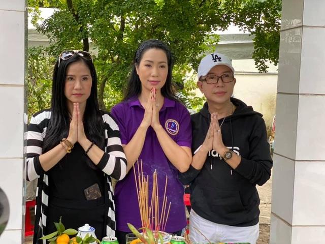 Trịnh Kim Chi, Lê Tuấn Anh tưởng nhớ 24 năm Lê Công Tuấn Anh qua đời - 3