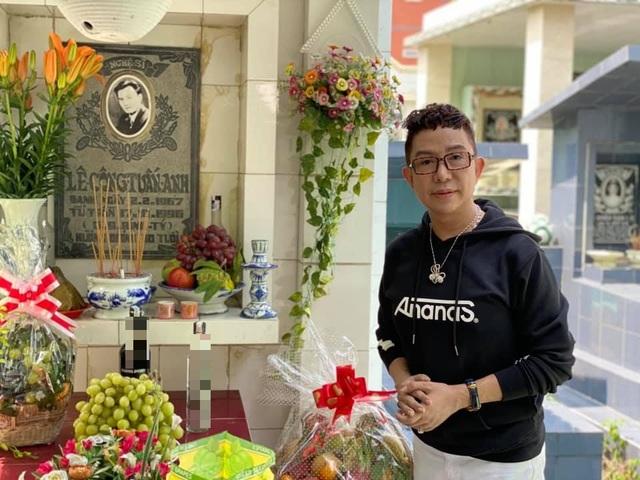 Trịnh Kim Chi, Lê Tuấn Anh tưởng nhớ 24 năm Lê Công Tuấn Anh qua đời - 4