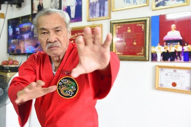 """NSND Lý Huỳnh: Từ võ sư vang danh đến """"ông trùm"""" phim võ thuật - 1"""