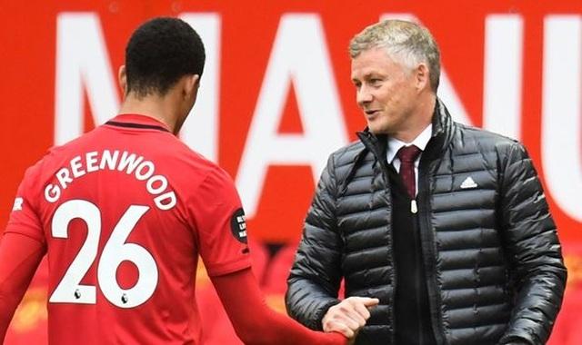 Vì sao HLV Solskjaer thẳng tay loại sao trẻ Greenwood ở Man Utd? - 2