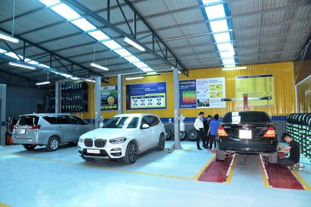 Goodyear chào đón thành viên mới gia nhập chuỗi Goodyear Autocare – Tyrex - 2