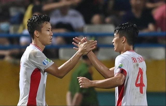 Quế Ngọc Hải và Bùi Tiến Dũng đứng trước cơ hội vô địch V-League - 1