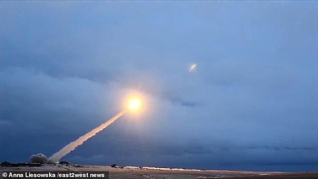 Nga có thể sắp thử tên lửa năng lượng hạt nhân tầm bay không giới hạn - 2