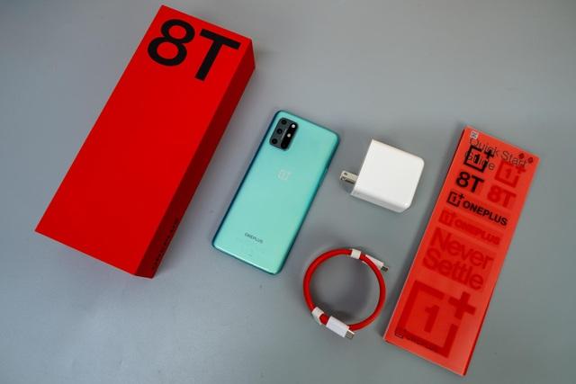 Trên tay OnePlus 8T 5G: chip Snapdragon 865, RAM 12GB, sạc nhanh 65W - 1