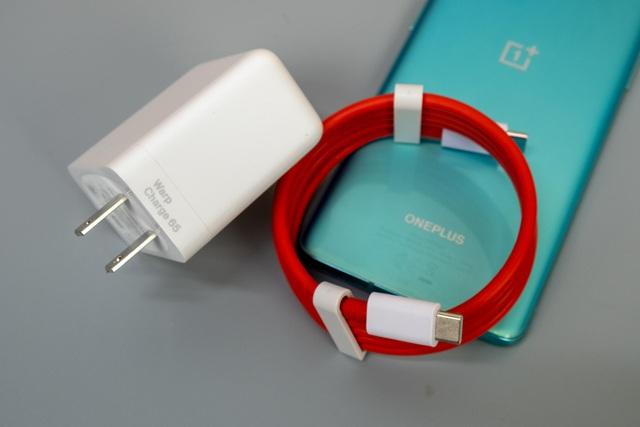 Trên tay OnePlus 8T 5G: chip Snapdragon 865, RAM 12GB, sạc nhanh 65W - 7