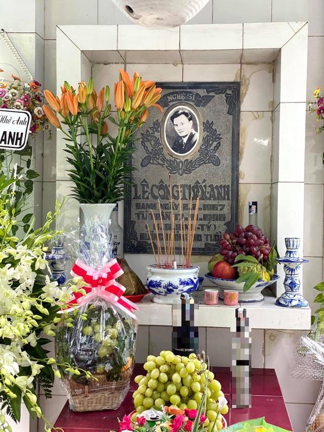 Trịnh Kim Chi, Lê Tuấn Anh tưởng nhớ 24 năm Lê Công Tuấn Anh qua đời - 1