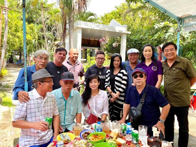 Trịnh Kim Chi, Lê Tuấn Anh tưởng nhớ 24 năm Lê Công Tuấn Anh qua đời - 9